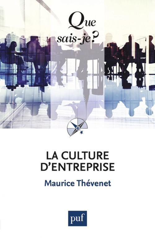 La culture d'entreprise (7e édition)