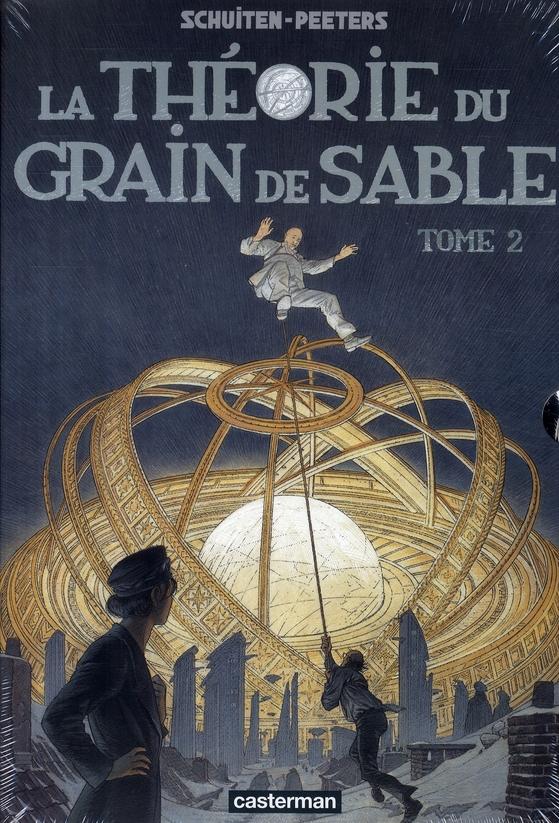 Les cités obscures T.11 ; la théorie du grain de sable t.2