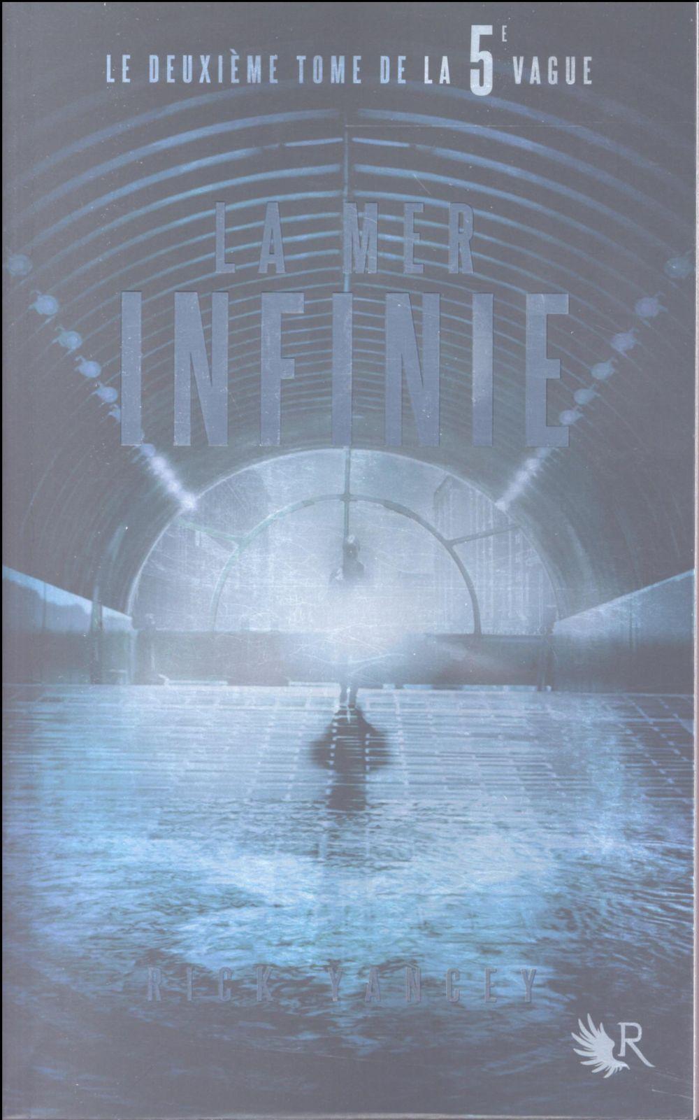 La 5ème vague T.2 ; la mer infinie