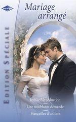 Vente Livre Numérique : Mariage arrangé (Harlequin Edition Spéciale)  - Kim Lawrence - Sara Craven - Barbara McMahon