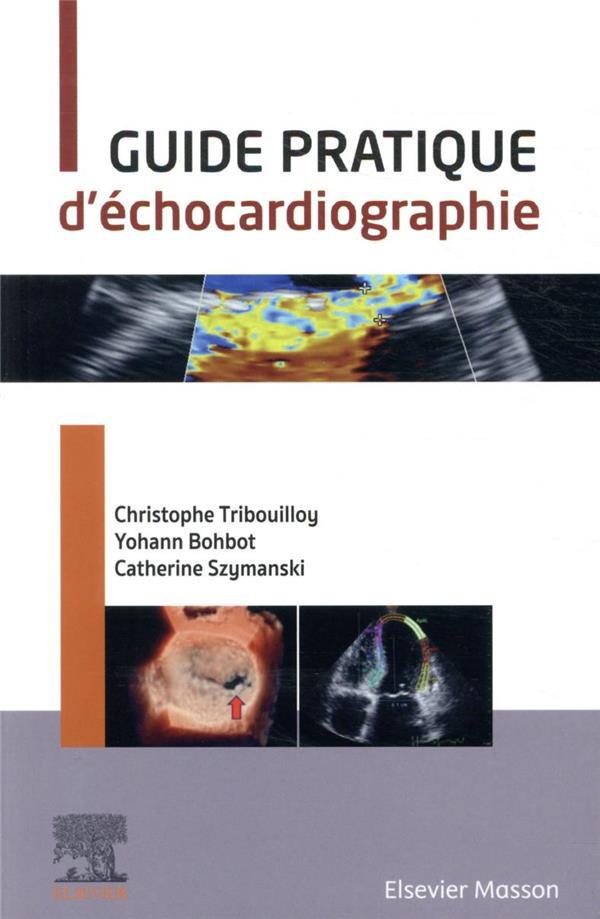 Guide pratique d'échocardiographie