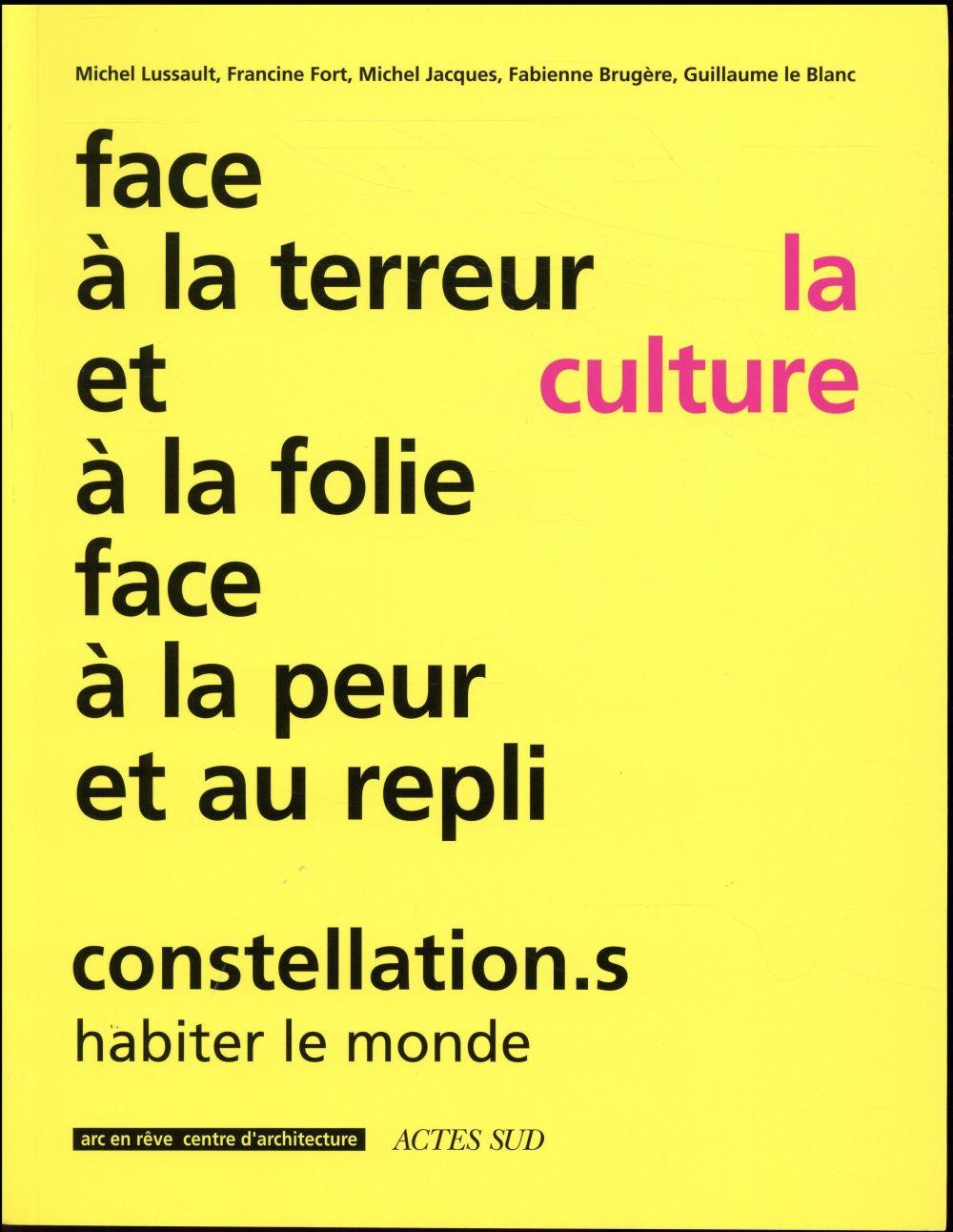 CONSTELLATION.S  -  HABITER LE MONDE