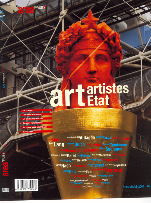 Area t.14; art, artistes, etat