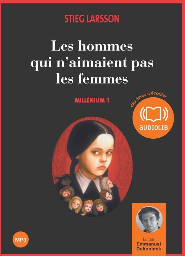 Millénium T.1 ; les hommes qui n'aimaient pas les femmes