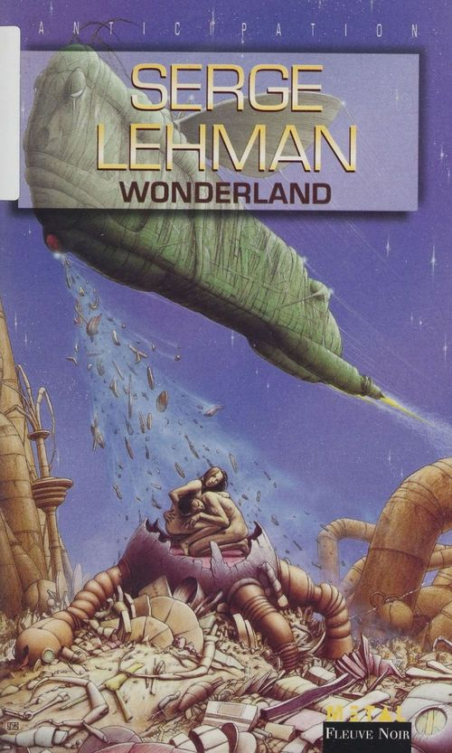 Wonderland  - Serge Lehman