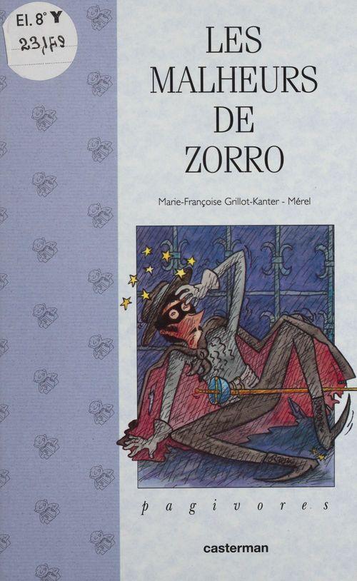 Les Malheurs de Zorro