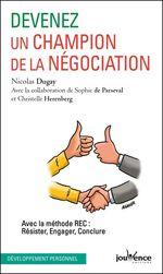 Devenez un champion de la négociation
