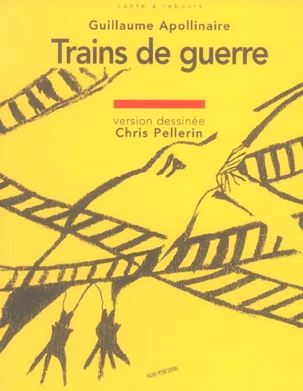 trains de guerre