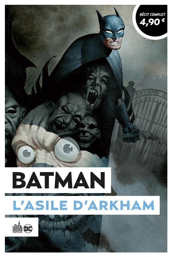Batman ; l'asile d'Arkham