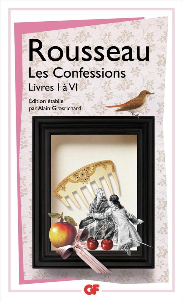 Les confessions t.1 ; livres I à VI