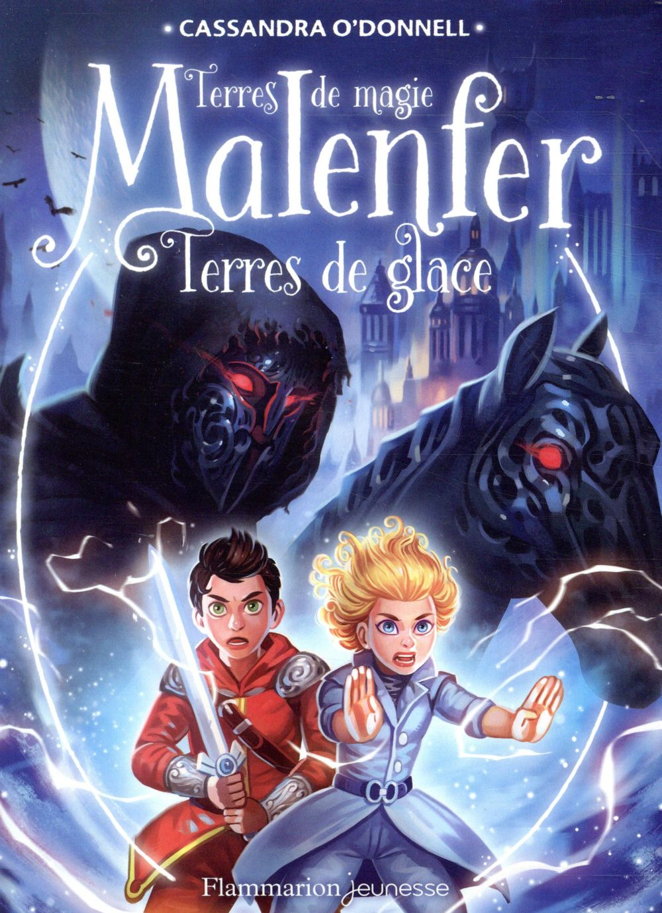 Malenfer T.5 ; terres de glace