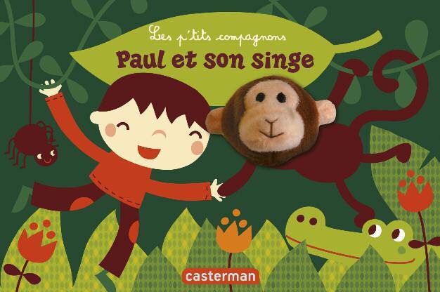 Paul et son singe