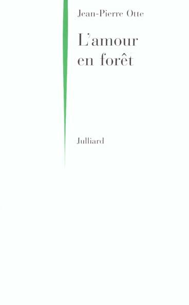 L'amour en forêt