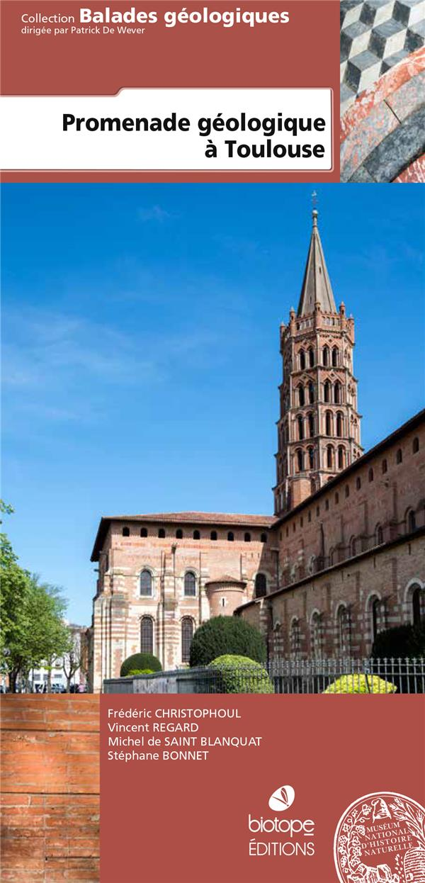 Balade géologique à Toulouse