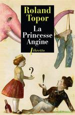 Vente Livre Numérique : La Princesse Angine  - Roland TOPOR