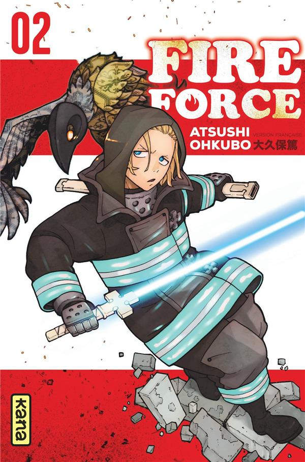 Fire force T.2
