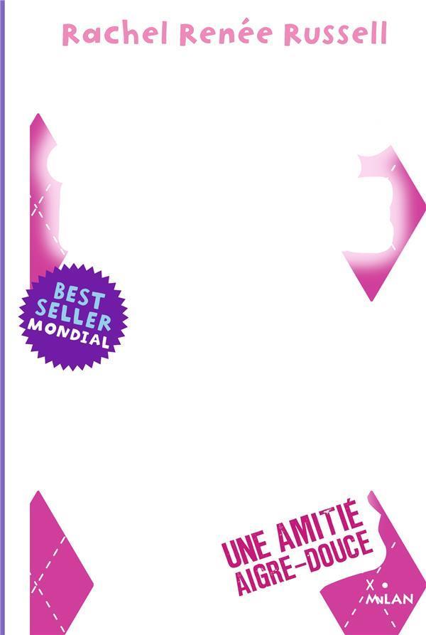 LE JOURNAL D'UNE GROSSE NOUILLE, TOME 11 - UNE AMITIE AIGRE-DOUCE RUSSELL RACHEL RENEE