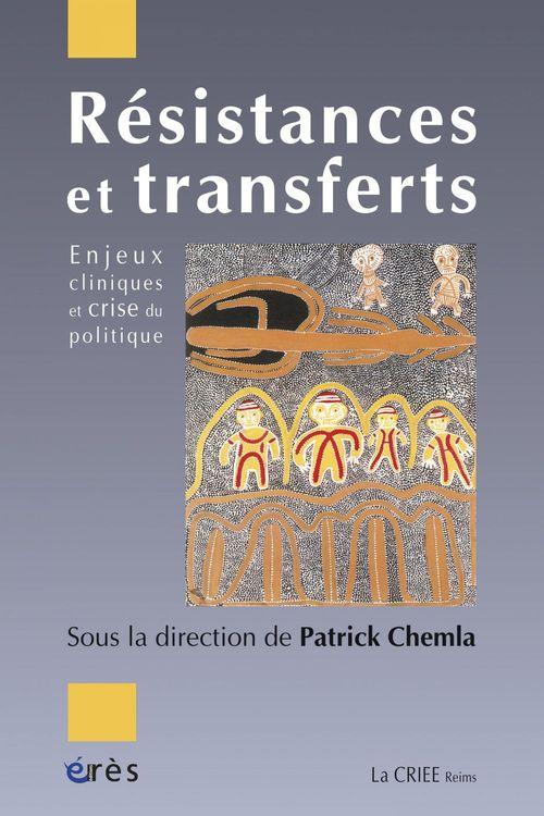 Resistances et transferts