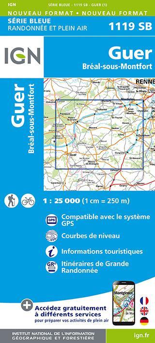 1119SB ; Guer ; Bréal-sous-Montfort