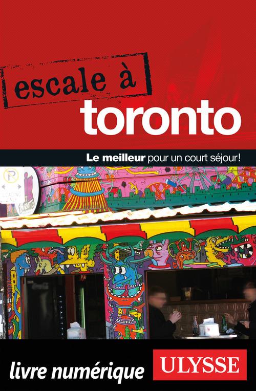 escale à ; Toronto