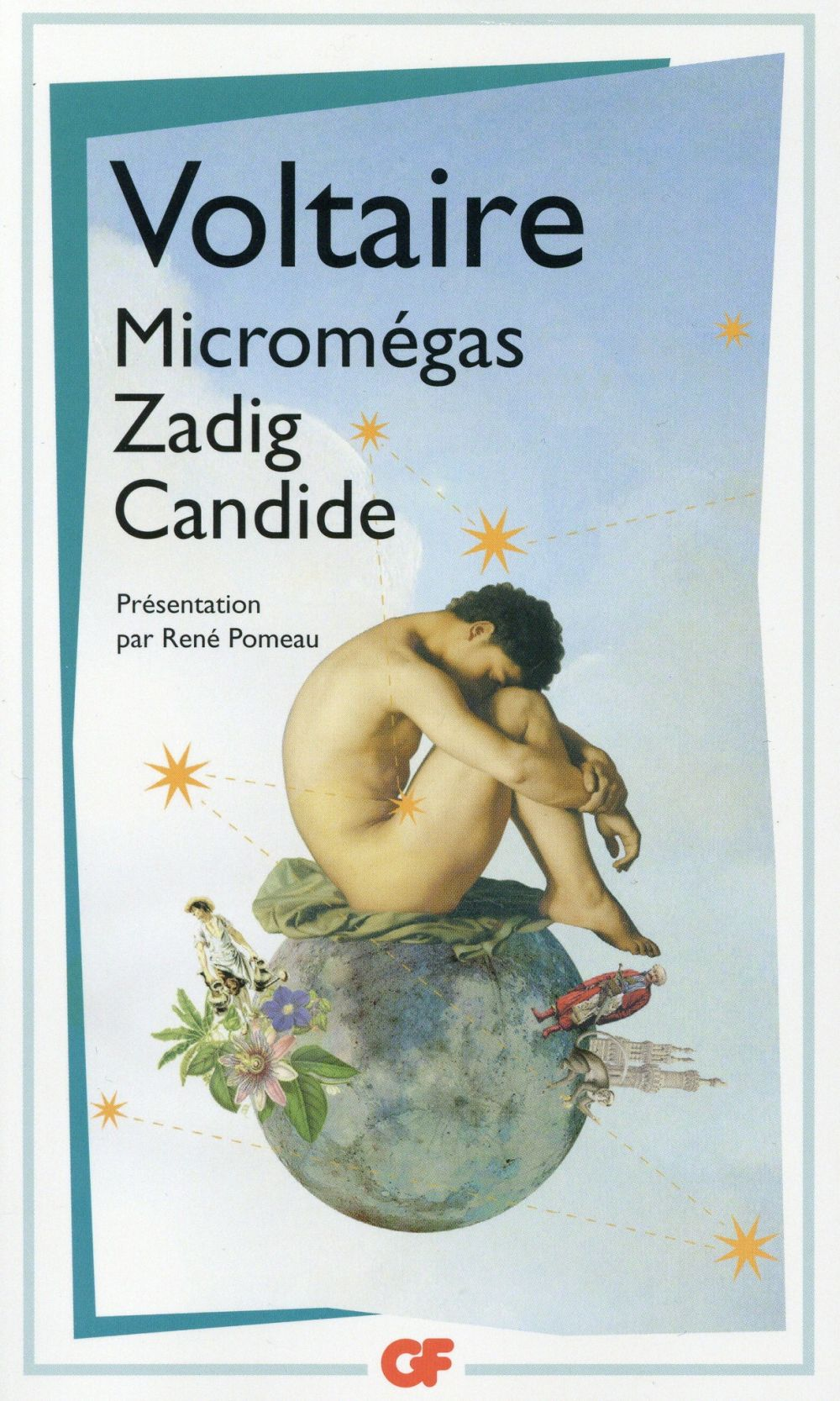 Micromégas; zadig ; candide