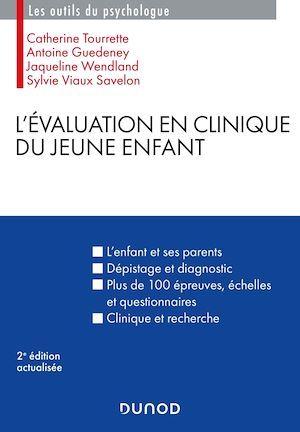 L'évaluation en clinique du jeune enfant (2e édition)
