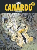 Couverture de Canardo - T05 - L' Amerzone - Canardo