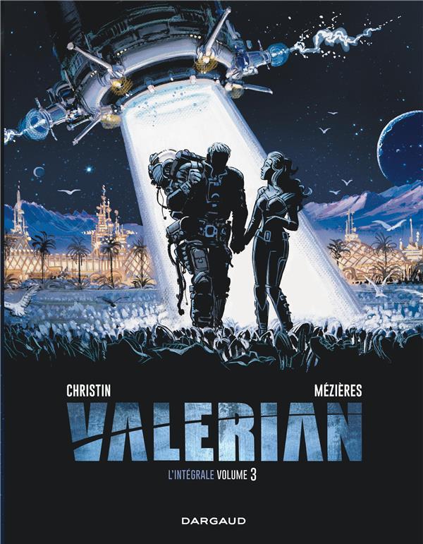 Valérian ; INTEGRALE VOL.3 ; T.6 A T.8