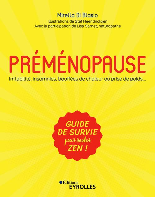 Préménopause  - Mirella Di Blasio