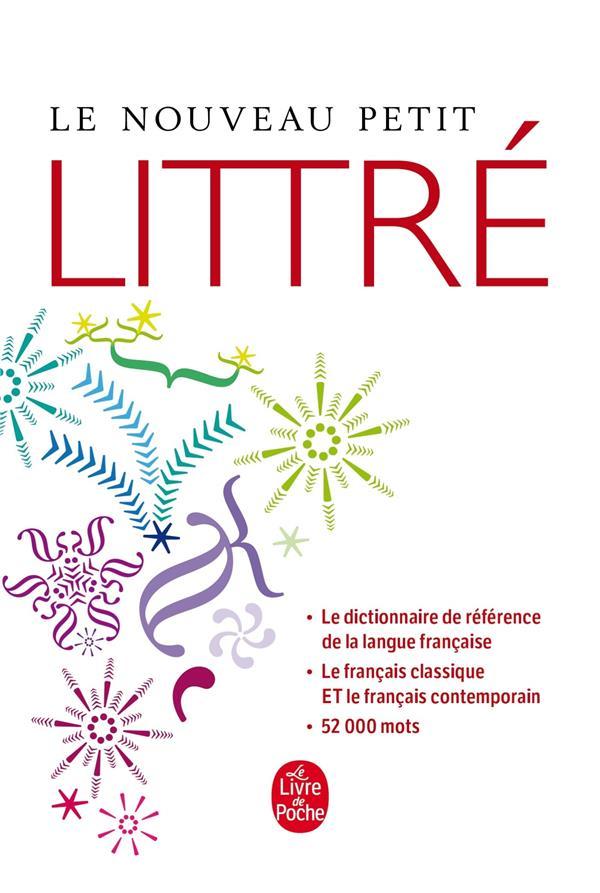 Dictionnaire le nouveau petit Littré