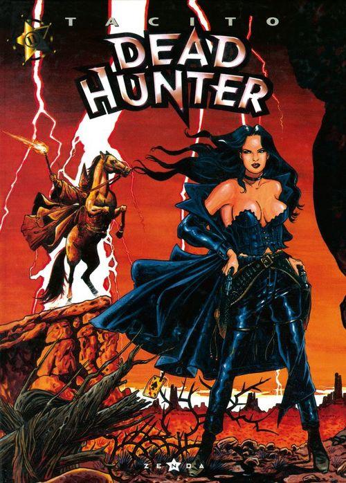 dead hunter t.2 ; du plomb dans la cagoule