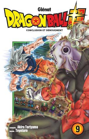 Dragon Ball Super T.9 ; conclusion et dénouement