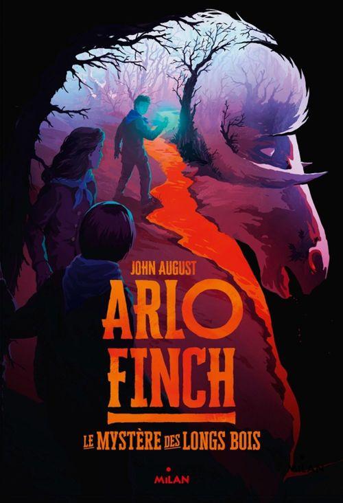 Arlo Finch t.1 ; le mystère des longs bois