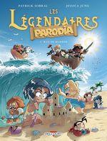 Vente EBooks : Les Légendaires - Parodia T04  - Patrick Sobral