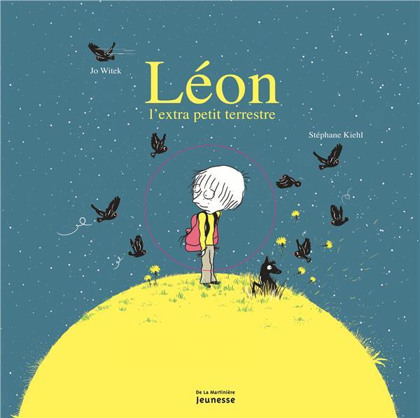 Léon, l'extra petit terrestre