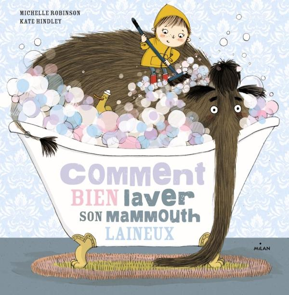 Comment bien laver son mammouth laineux
