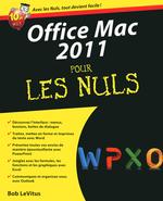 Vente Livre Numérique : Office 2011 Mac Pour les nuls  - Bob LEVITUS