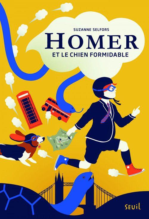 Homer et le chien formidable