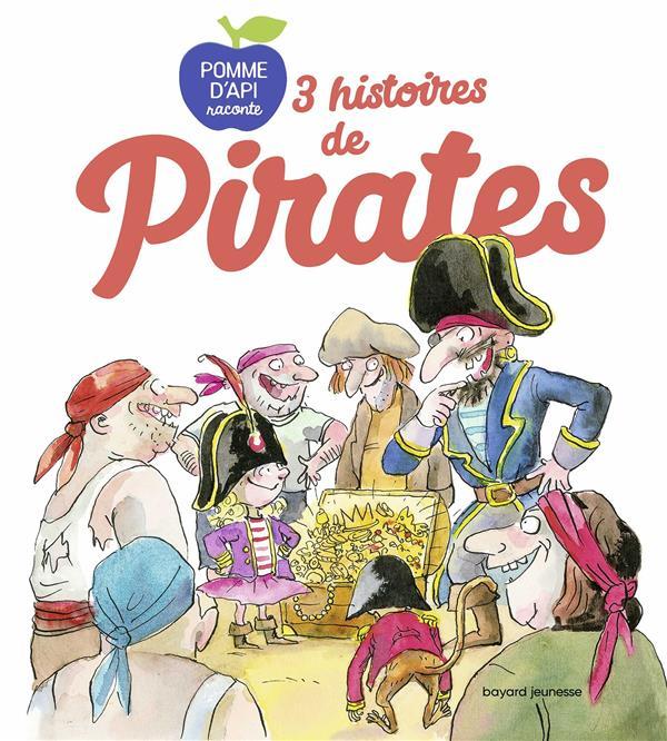 3 histoires de pirates