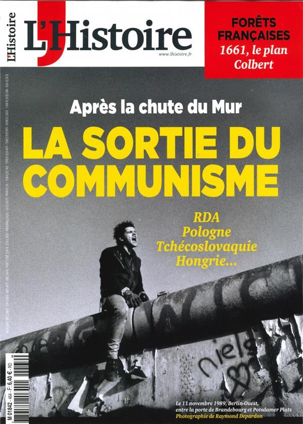 L'histoire n.464 ; la sortie du communisme