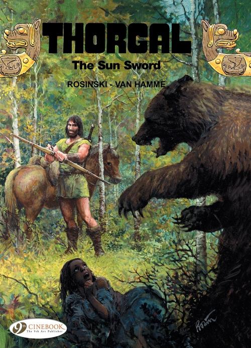 Thorgal T.10 ; the sun sword
