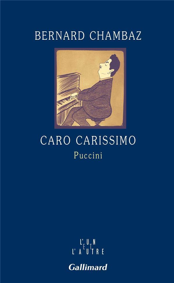 Caro carissimo Puccini