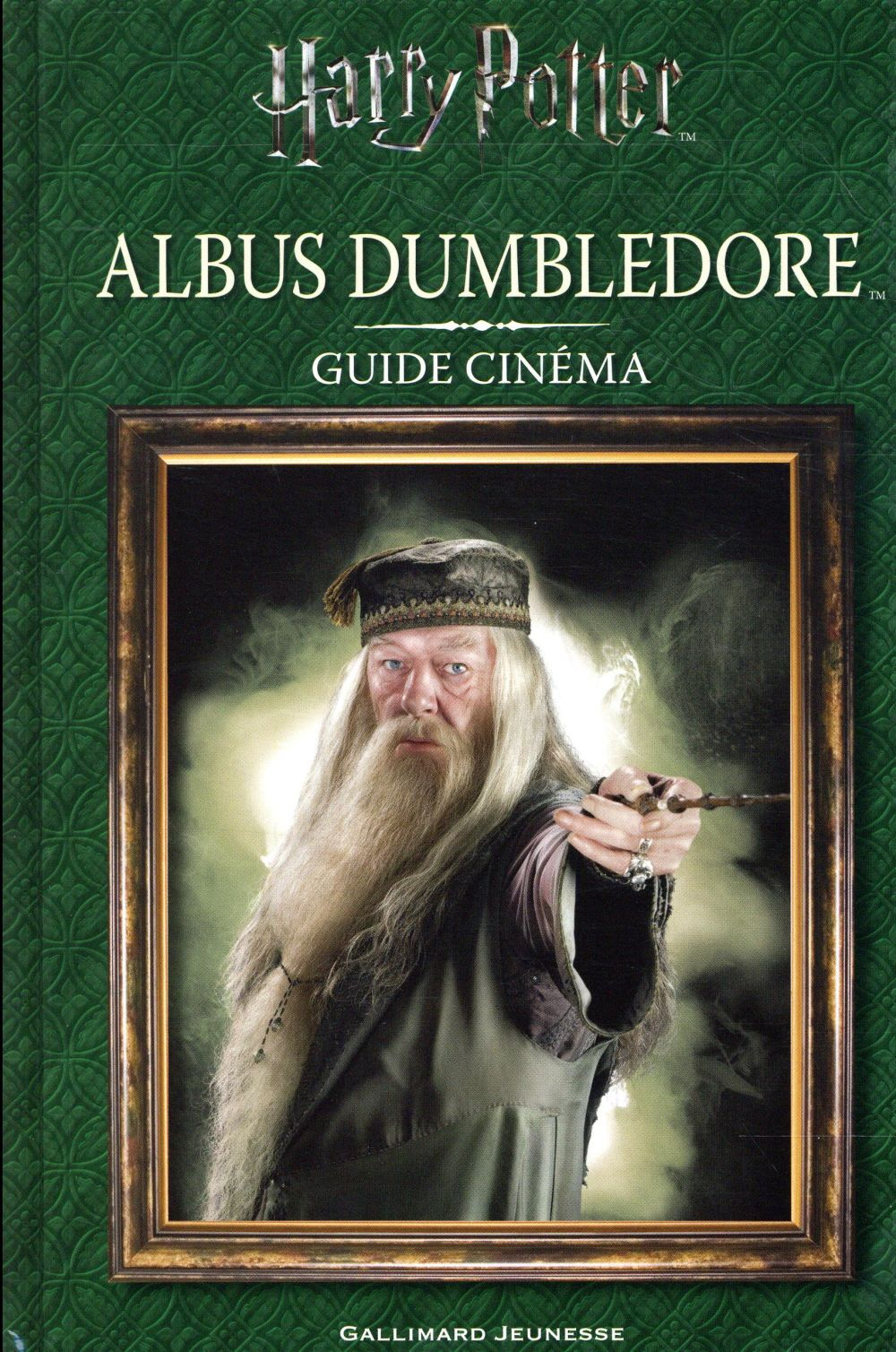 Harry Potter ; guide cinéma t.4 ; Albus Dumbledore