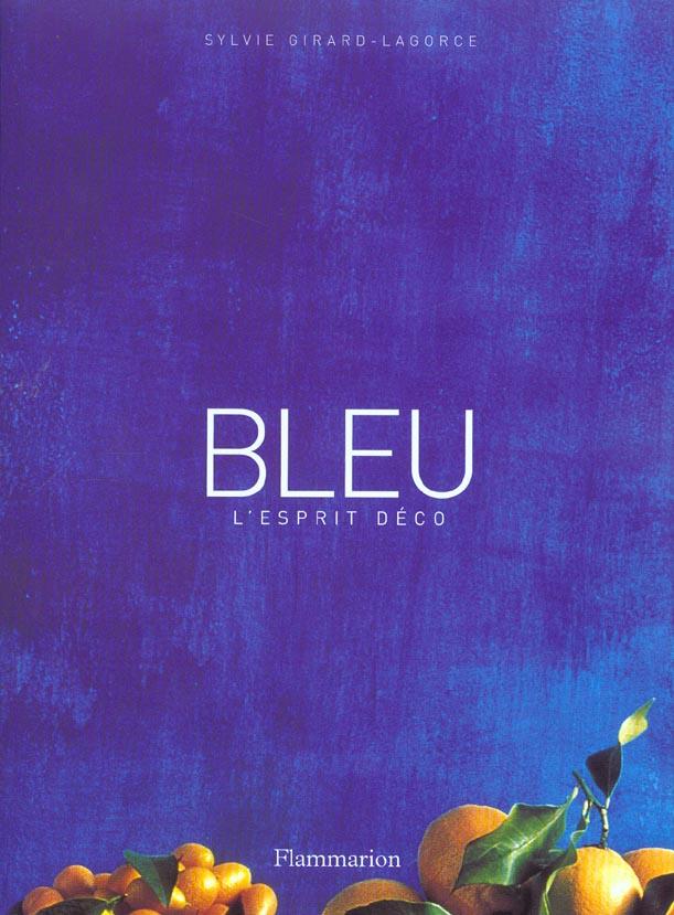 Bleu l'esprit deco