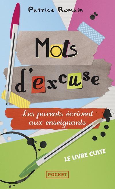 Mots D'Excuse ; Les Parents Ecrivent Aux Enseignants