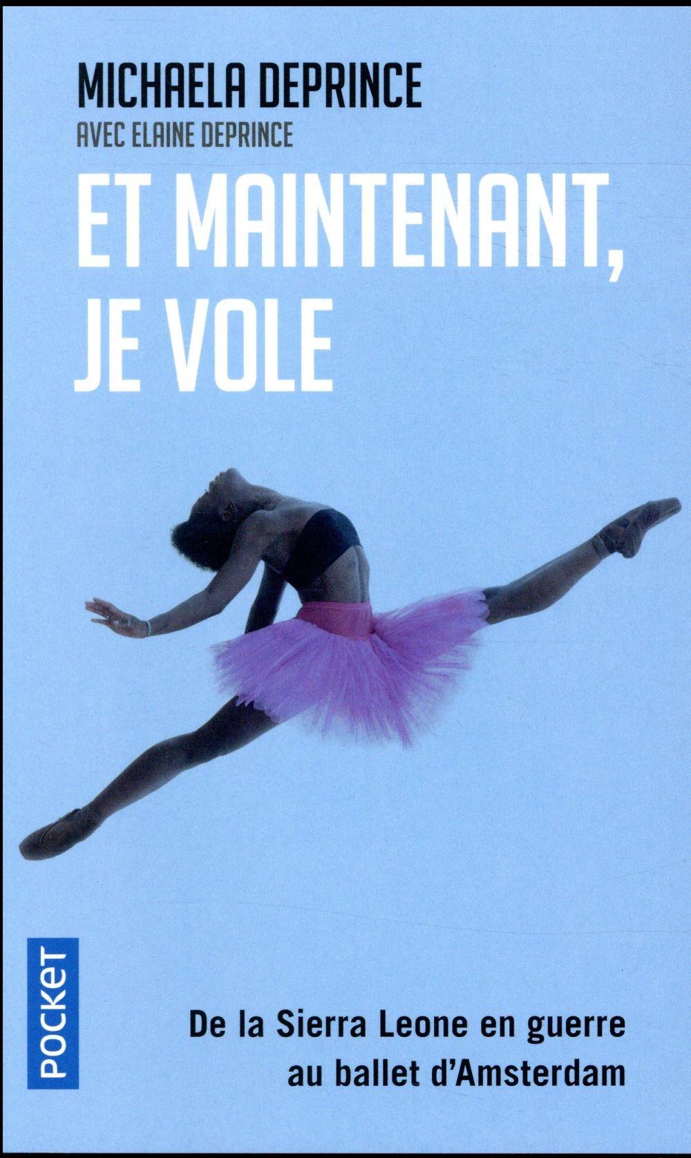 Et Maintenant, Je Vole ; De La Sierra Leone En Guerre Au Ballet D'Amsterdam