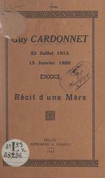 Guy Cardonnet