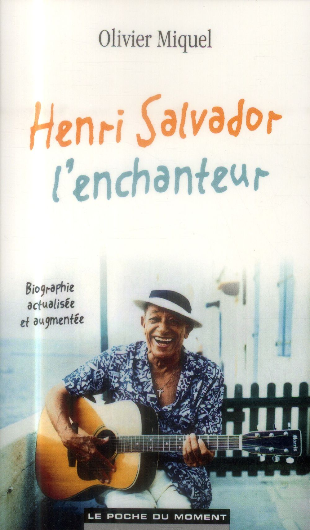 Henri Salvador l'enchanteur