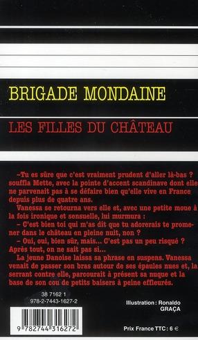 Brigade mondaine t.307 ; les filles du château