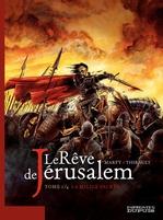 Vente EBooks : Le rêve de Jérusalem - tome 1 - Le rêve de Jérusalem  - Philippe Thirault - Thirault